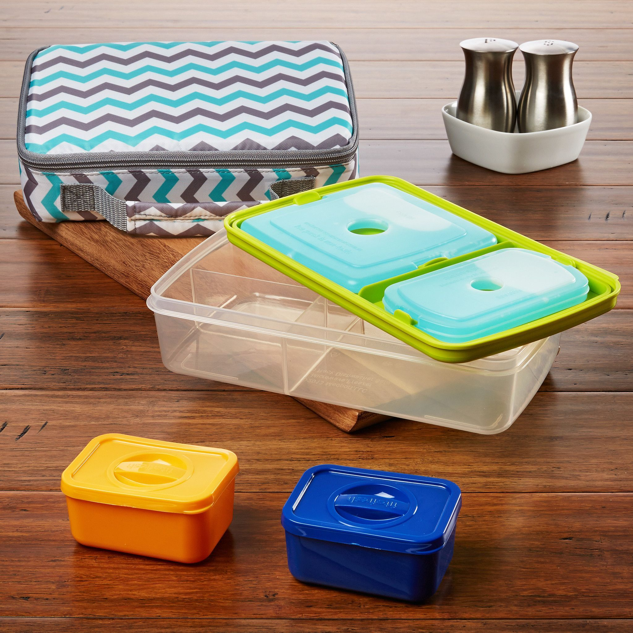 Bento Box Lunch Set with Insulated Carry Bag & Bento Box Lunch Set with Insulated Carry Bag | Bento Lunches and ... Aboutintivar.Com