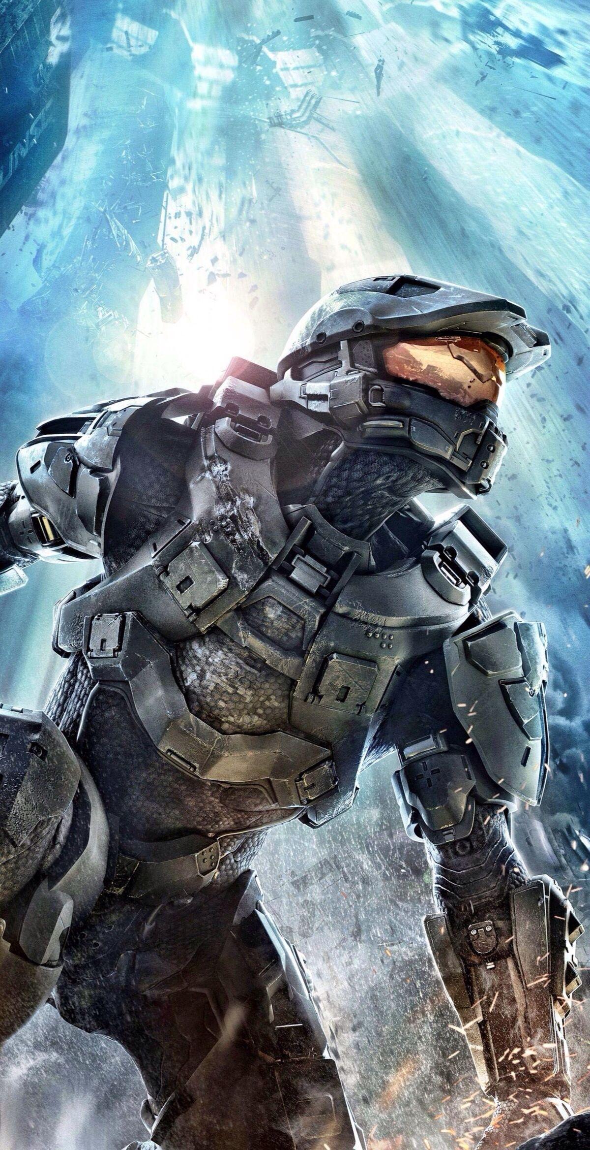 Halo 4 Iphone Wallpaper Halo Reach Xbox One Futurizm
