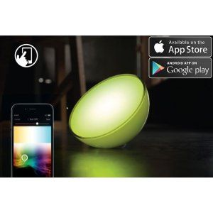 Philips Hue Go Lampe D Ambiance Nomade Amazon Fr Luminaires Et