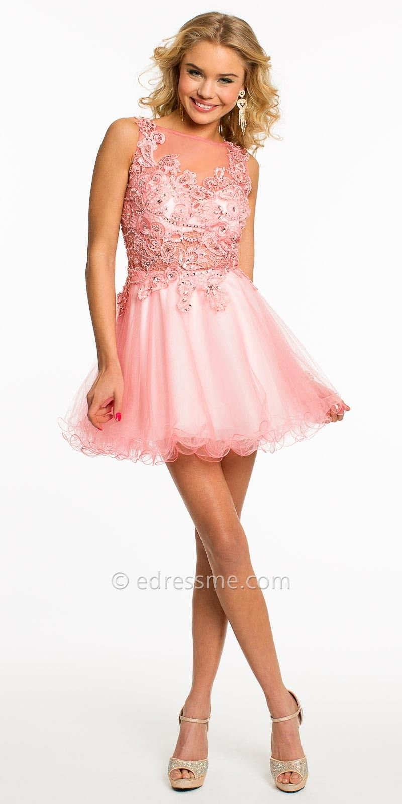 Short Skirt Prom Dresses