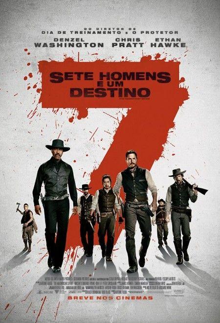 Sete Homens E Um Destino Filmes Completos Gratis Seven Filme