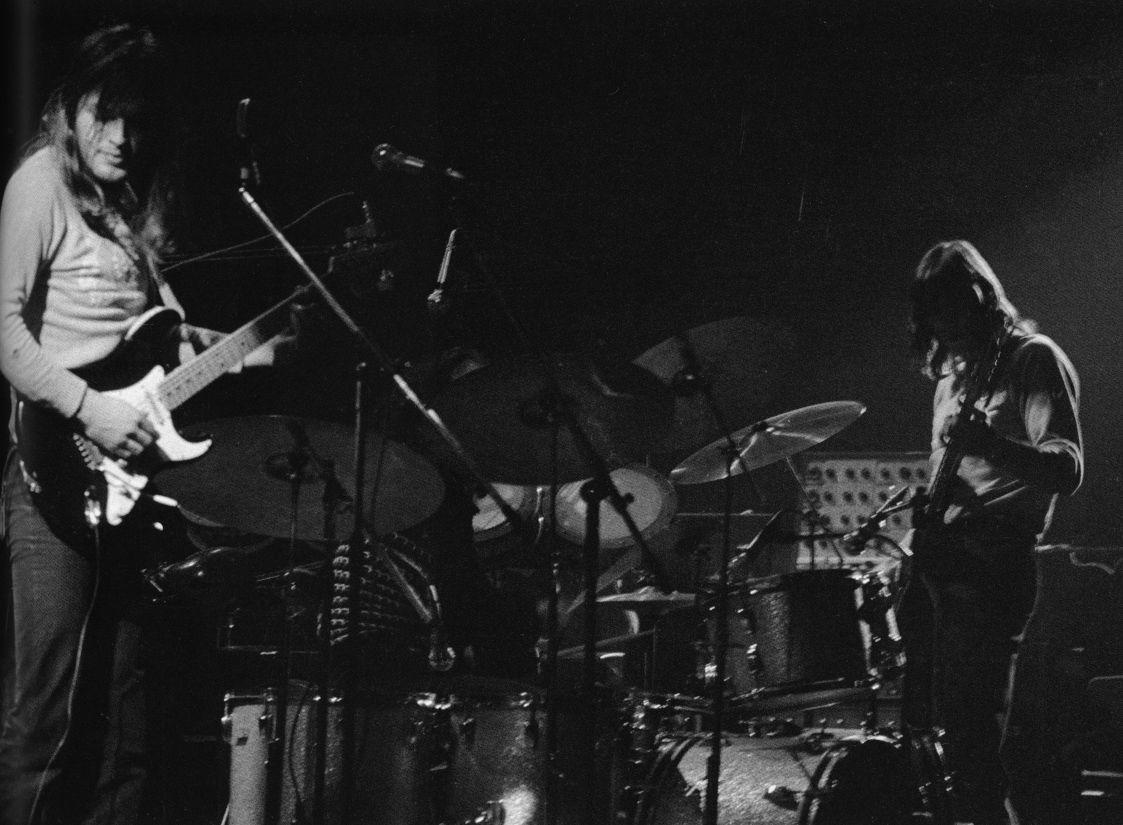 Резултат с изображение за Pink Floyd 1971