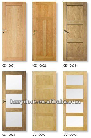 Three Square Panel Shaker Door Shaker Door Black Interior Doors Doors