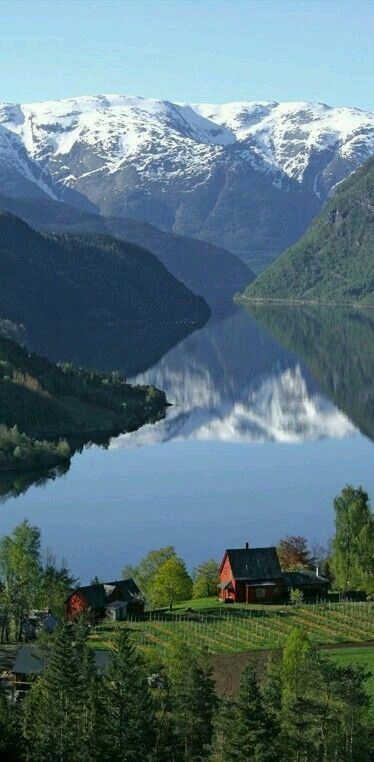 Ulvic Norway