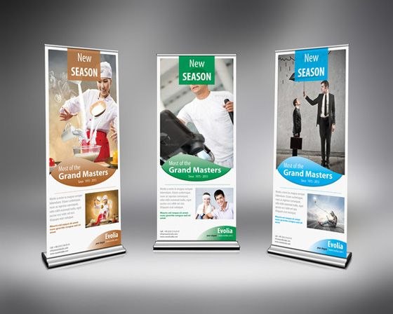 20 Creative Vertical Banner Design Ideas Banner Design Pinterest