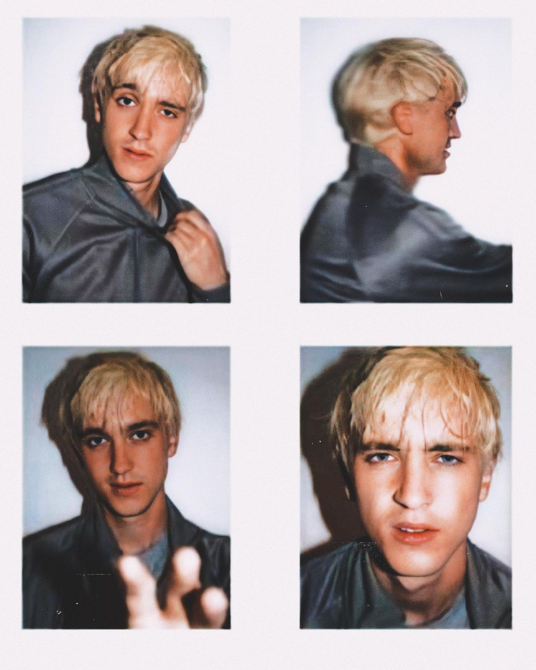 """Tom Felton Updates on Instagram: """"these have been"""
