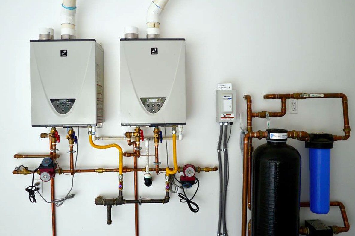 Awesome Dual Takagi Tankless Water Heater Installation By Supreme