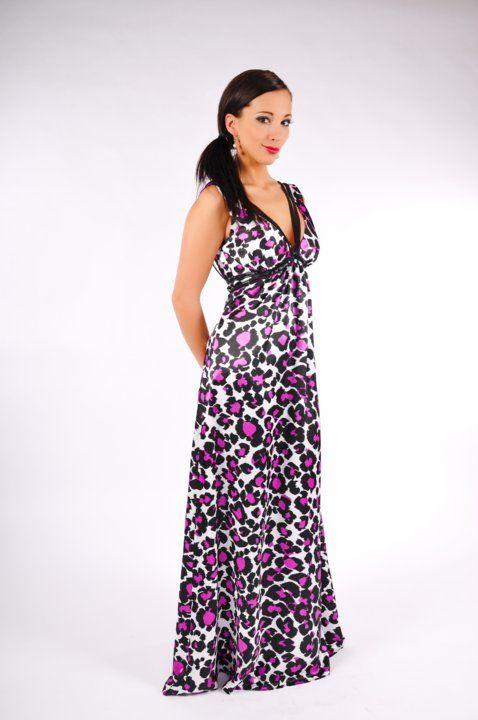 Robe de soirée ou de bal créé par Pinkmuchacha   Robe de soirée, Robe, Idées de mode