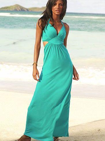 Vestidos de fiesta en la playa 2013