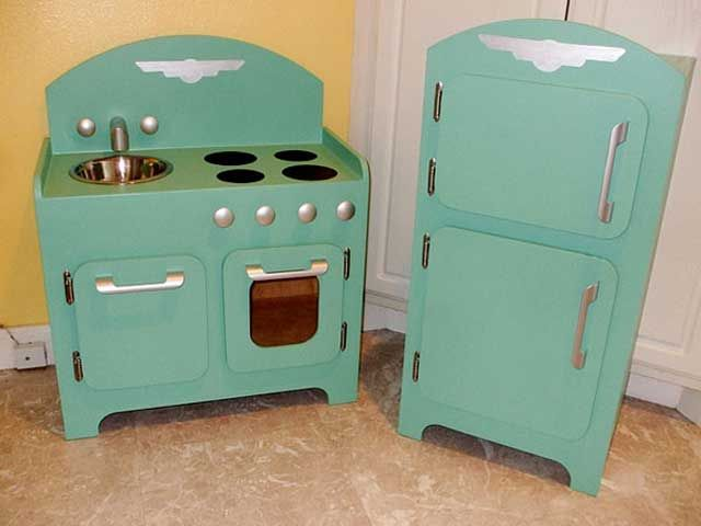 Charming 50 Fun Play Kitchens Your Kids Would Love