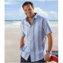 Photo of Reduzierte Streifenhemden für Männer