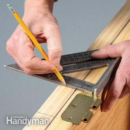 How To Hang A New Door Pinterest Slab Doors Doors And Interiors