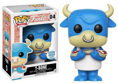 POP Funko: T-Bone