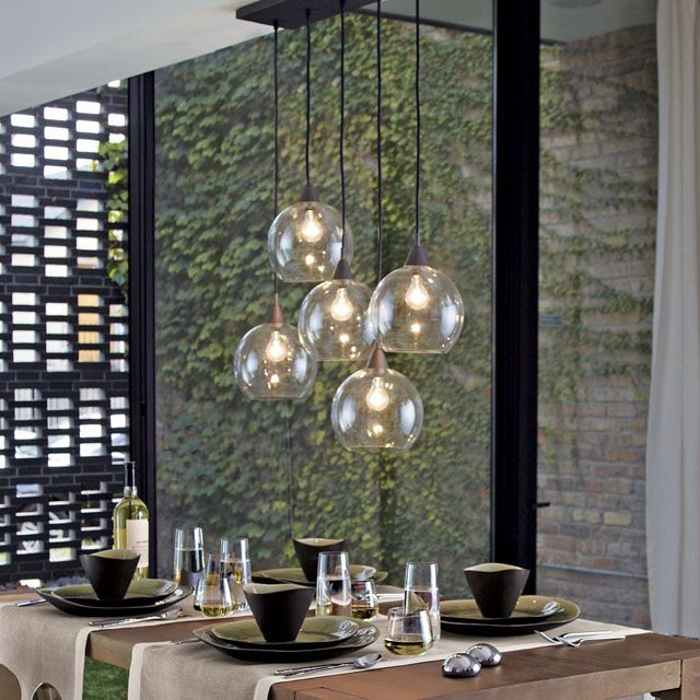 Pin By Robin Caracino On Lighting Ideas Dining Table Decor