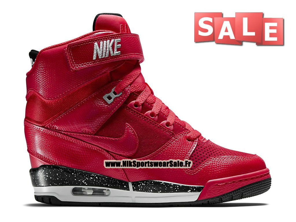 Nike Air Revolution Sky Hi Gs Chaussure Montante Pas Cher NsxWrhae