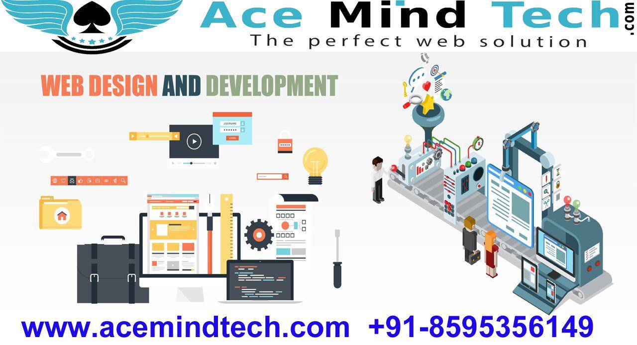 Web Design Company Services