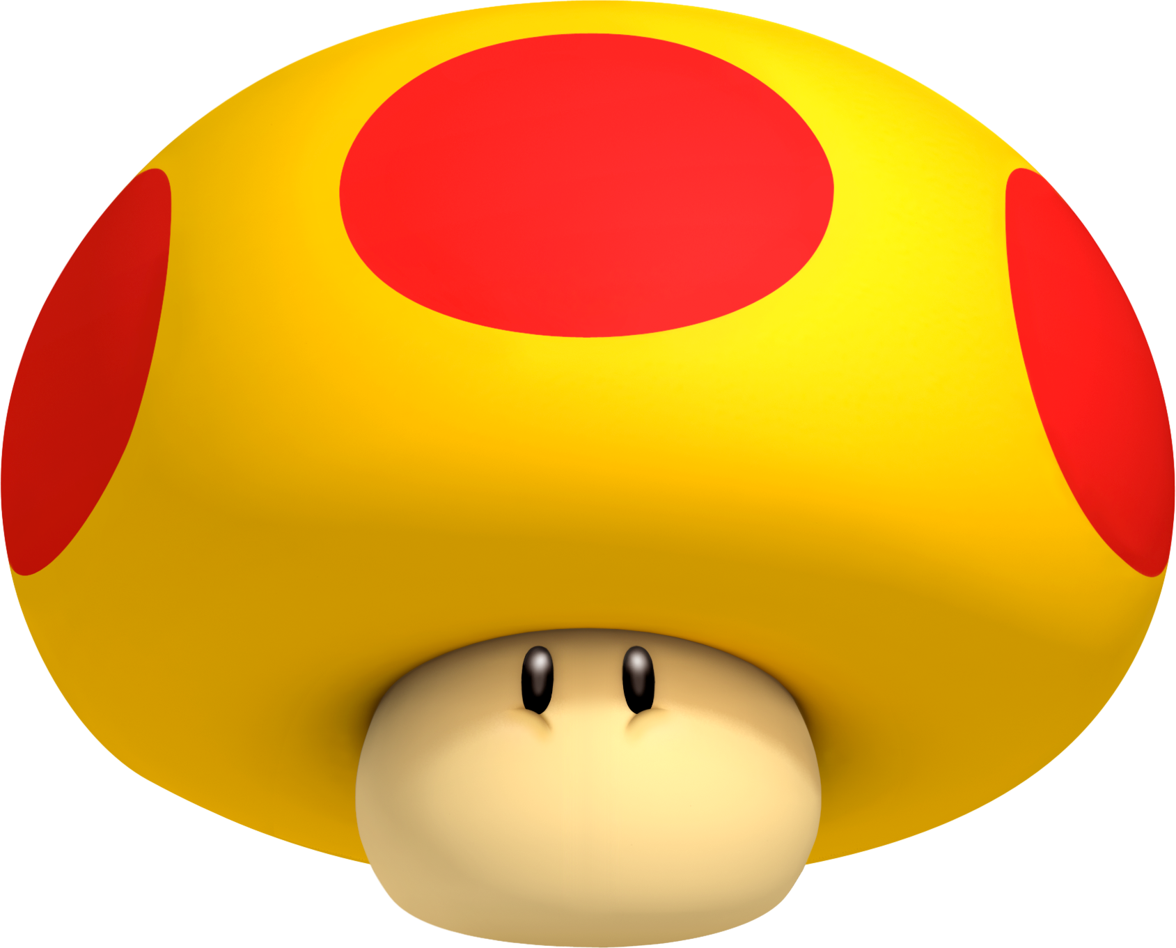 New Super Mario Bros 2 Image Mega Mushroom Artwork New