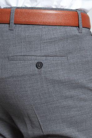 74c8e5bdc Shop for Acne Studios Pants for Men | Drifter Suit Pant in Grey | Incu