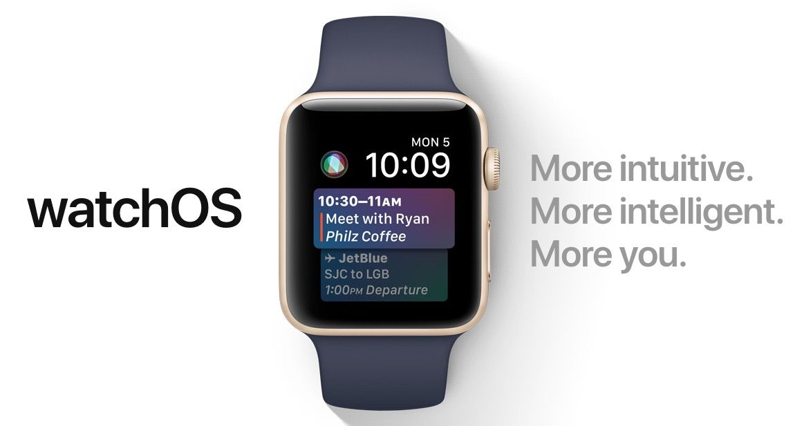 WatchOS 4 Features That's All, We Must Know! Apple