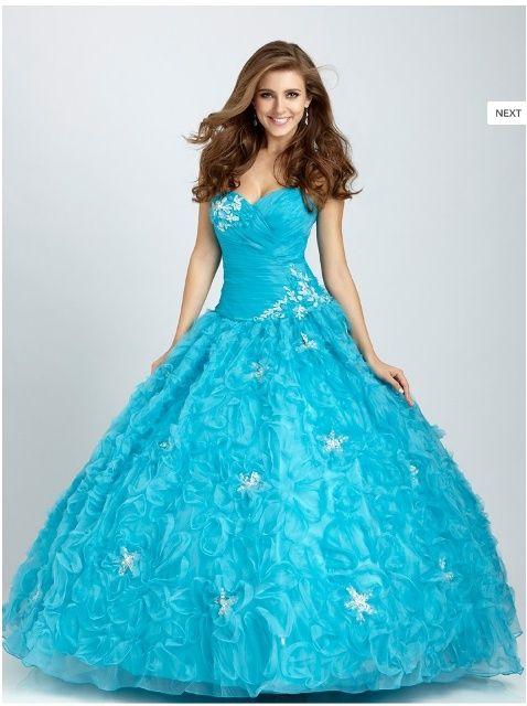 4af314910a Vestidos de quinceañera 2013 Allure Bridal