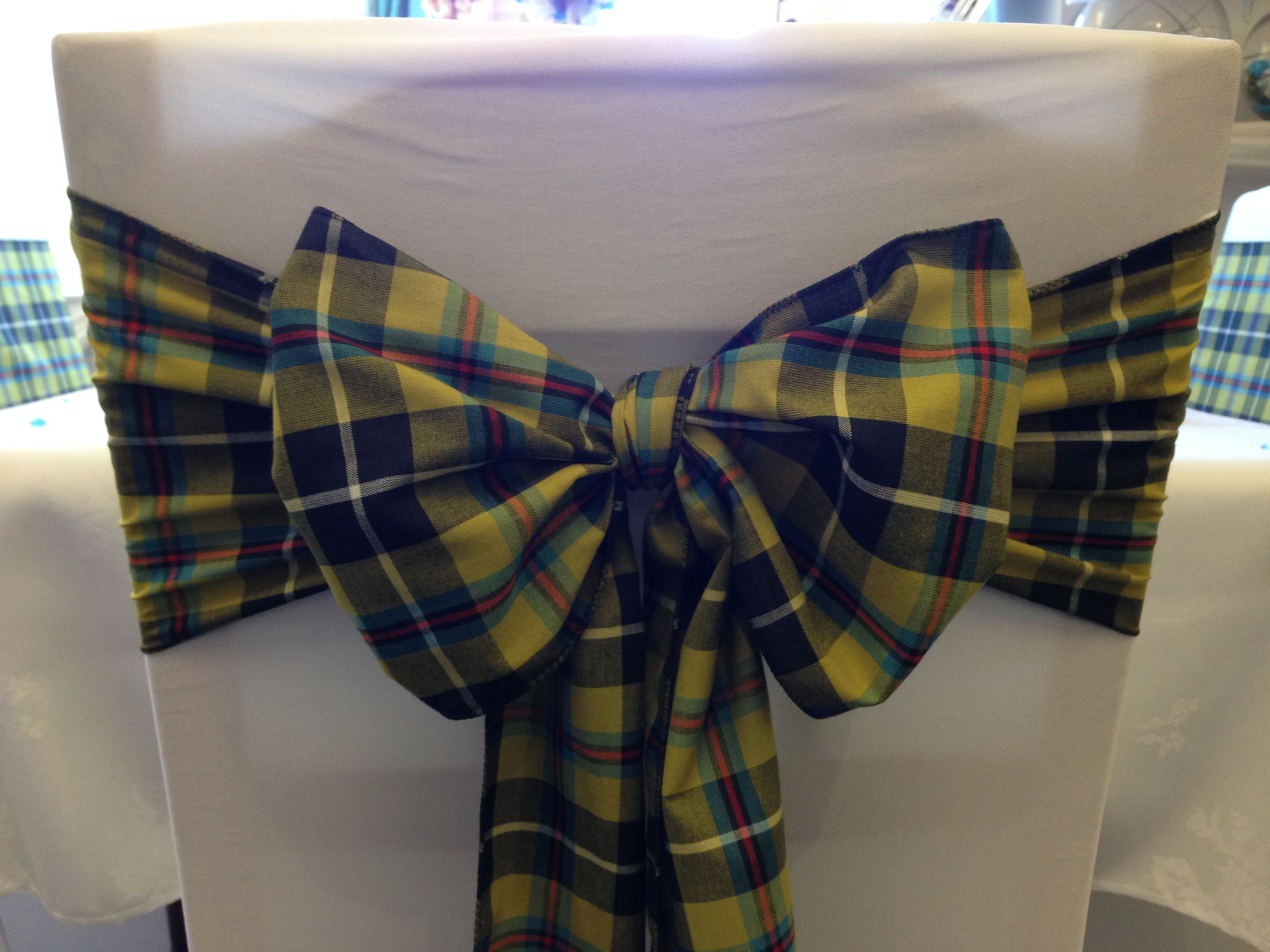 Brand New Full Size Cornish National Ladies Tartan Sash