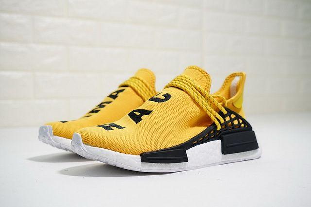 Original Pharrell Williams x x adidas x x adidas PW HUMAN RACE NMD 20439a