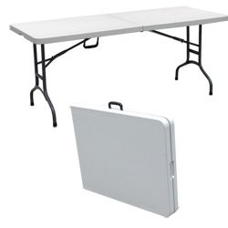 Folding Portable Party Table From The Sports Hq Tables And Outdoor Furniture Direct