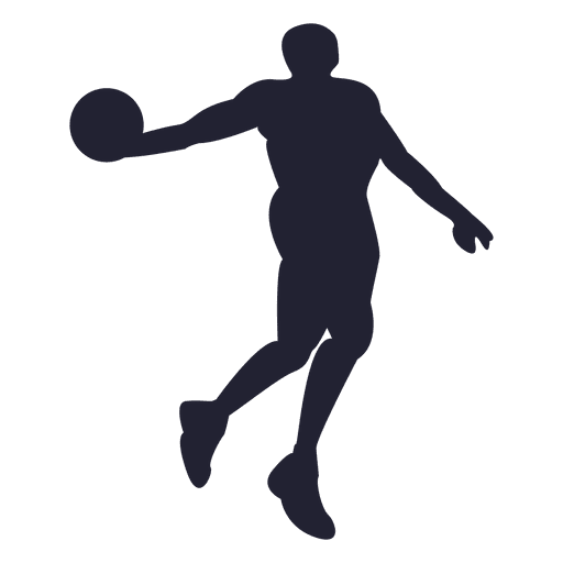 Basketball Player Silhouette 1 Ad Affiliate Affiliate Silhouette Player Basketball Basketball Players Silhouette Players