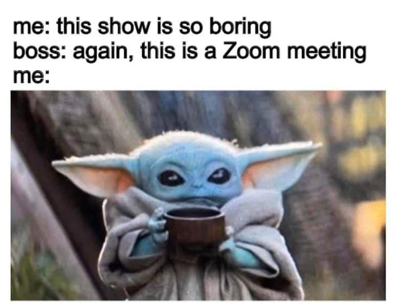 Pin By Aubergine Sweet On Baby Yoda Yoda Meme Funny Babies Yoda Funny