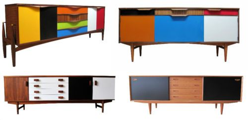 Upcycled Sideboard Muebles Madera