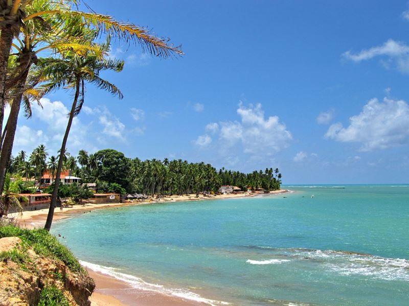 Barreiras do Boqueirão, Japaratinga - Alagoas
