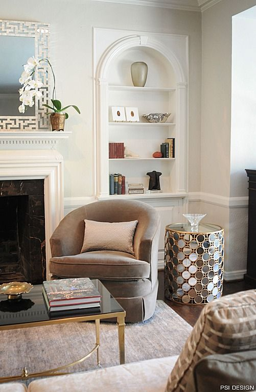 Art Deco Living Room Design Ideas: Art Deco Living Room - Found On Zillow Digs