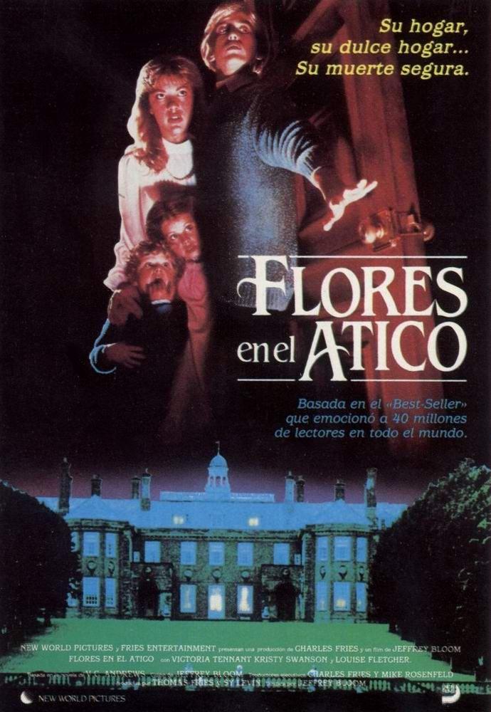Flores En El Atico Flores En El Atico Peliculas De Drama Carteles De Peliculas