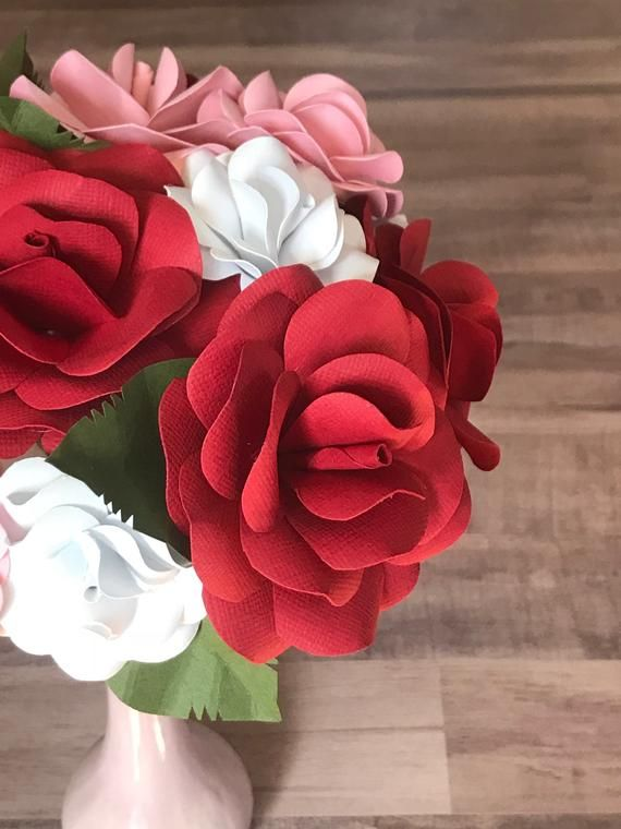 Fleurs de Papier, Romantic Gift for Wife, Romantic Present