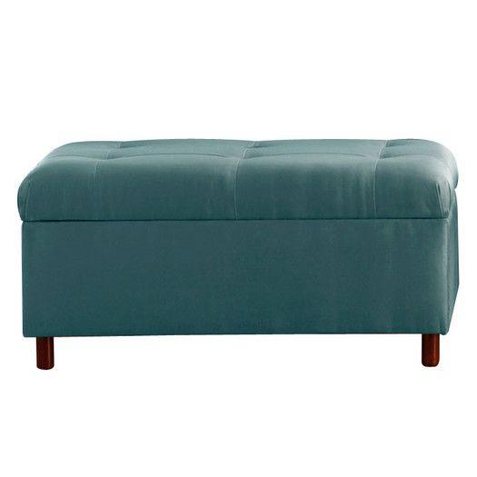 Skyline Furniture Tufted Storage Ottoman | AllModern 172.00 free shipping