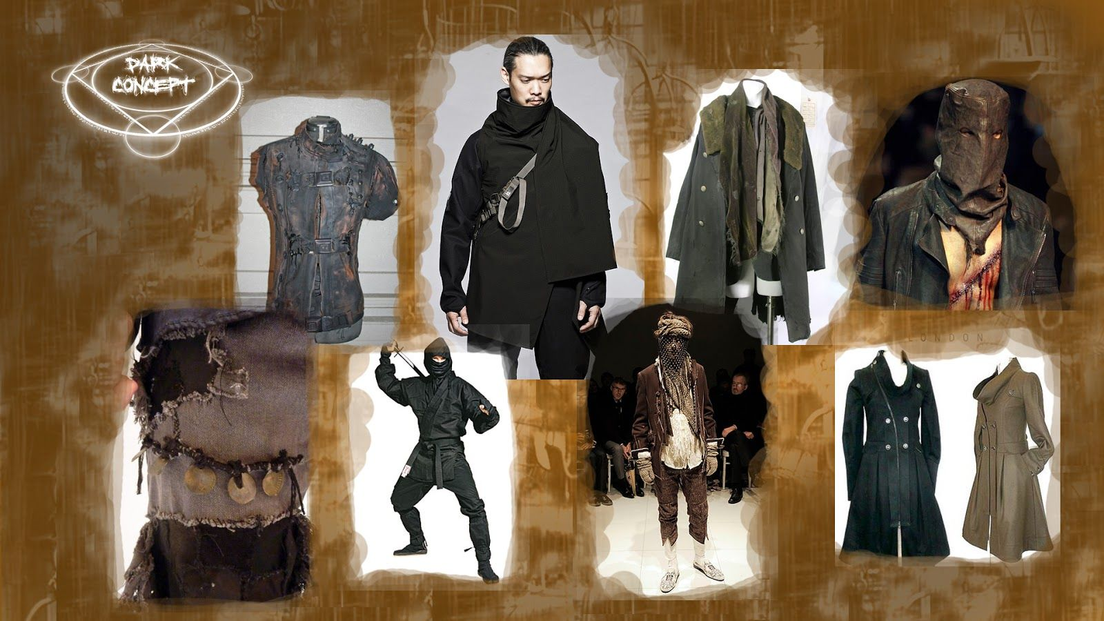 apocalyptic clothing - Yahoo Image Search Results