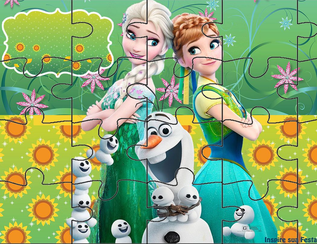 Frozen Febre Congelante Kit Festa Gratis Para Imprimir Inspire Sua Festa Princesa Colorir Febre Congelante Frozen
