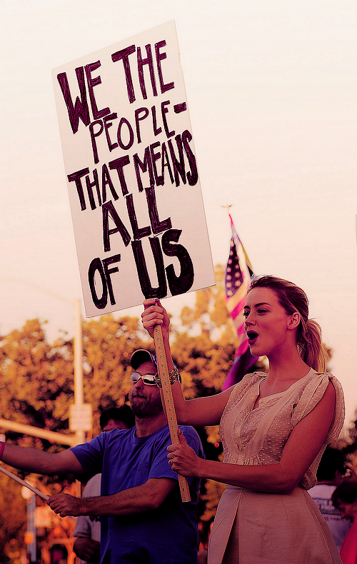 """We the people -- that means all of us.""  #feminism"