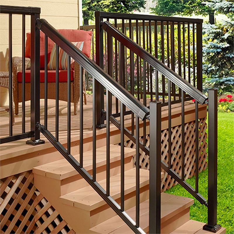 Peak Balustrade Black Stair Post Stair posts, Stairs