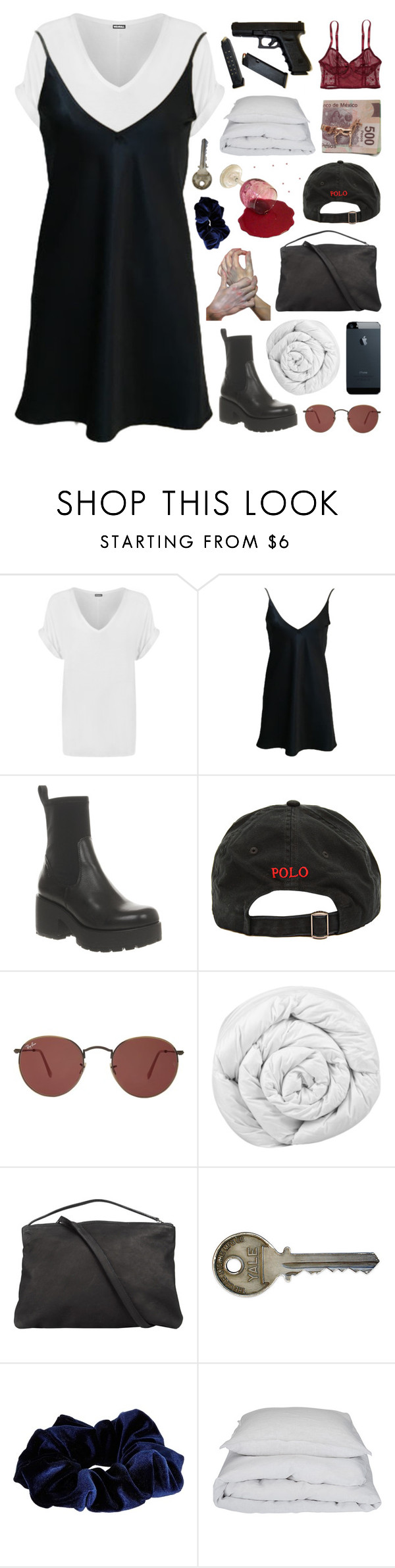 """""""it's me, the neediest person in the world™"""" by annamari-a ❤ liked on Polyvore featuring WearAll, Vagabond, Ralph Lauren, Ray-Ban, Brinkhaus, Ann Demeulemeester, River Island, By Nord, American Eagle Outfitters and TalisLittleTag"""