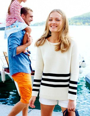 I've spotted this @BodenClothing Polperro Sweater