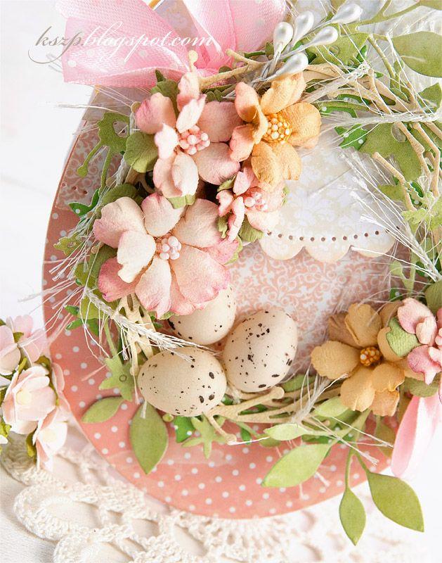 Kartka Pisanka Easter Crafts Easter Inspiration Easter Spring