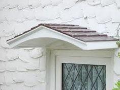Over Door Canopies For Low Pitch Bungalow Google Search Over Door Canopy Door Canopy House Entrance Doors