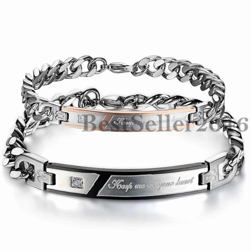 Partner Armband Gravur Damen Herren Panzer Armkette Armreif Silber Schwarz Gold Ebay Manner Armband Armreif Silber Armband Gravur
