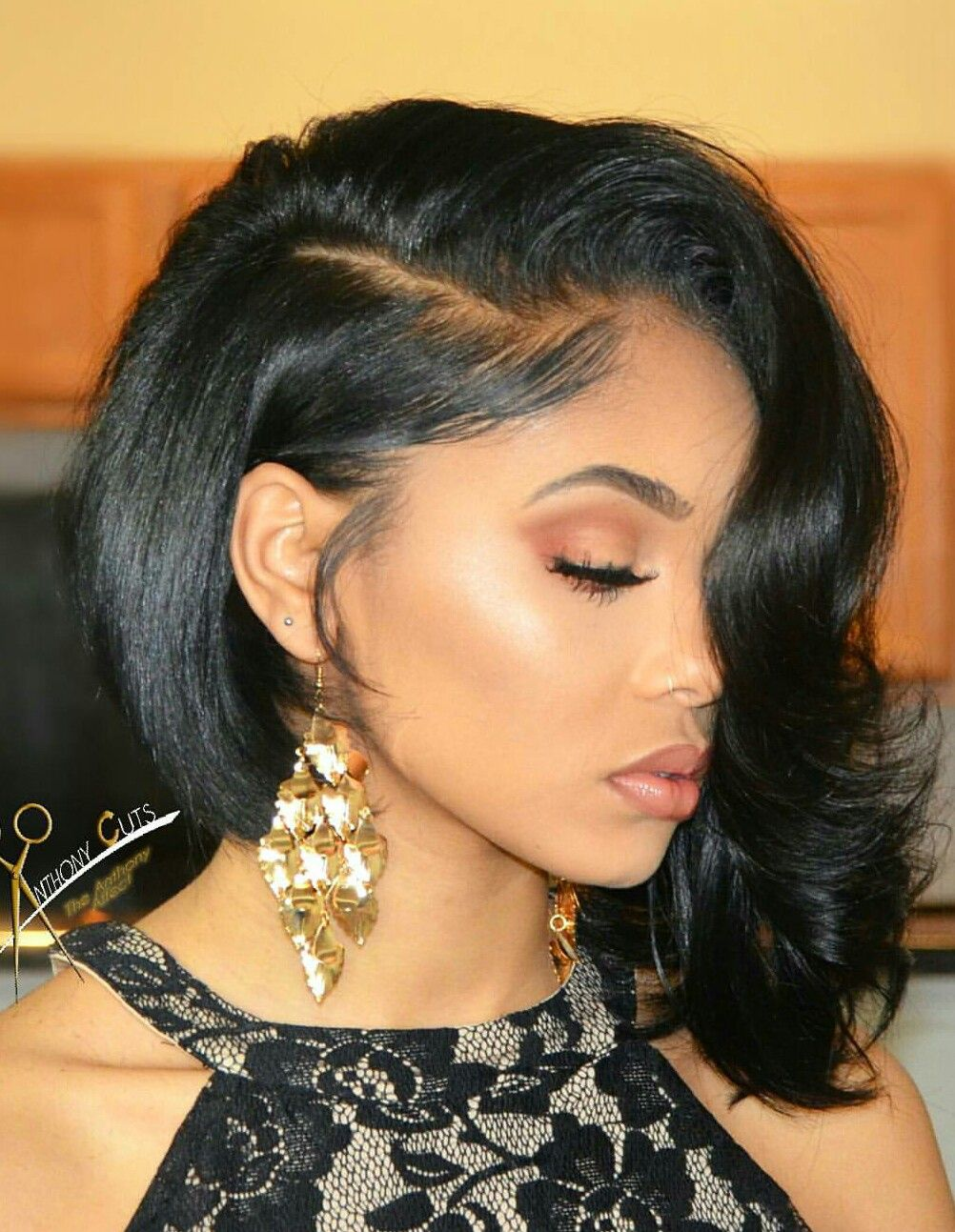 pin by ronisha west on hair in 2019 | black girl prom