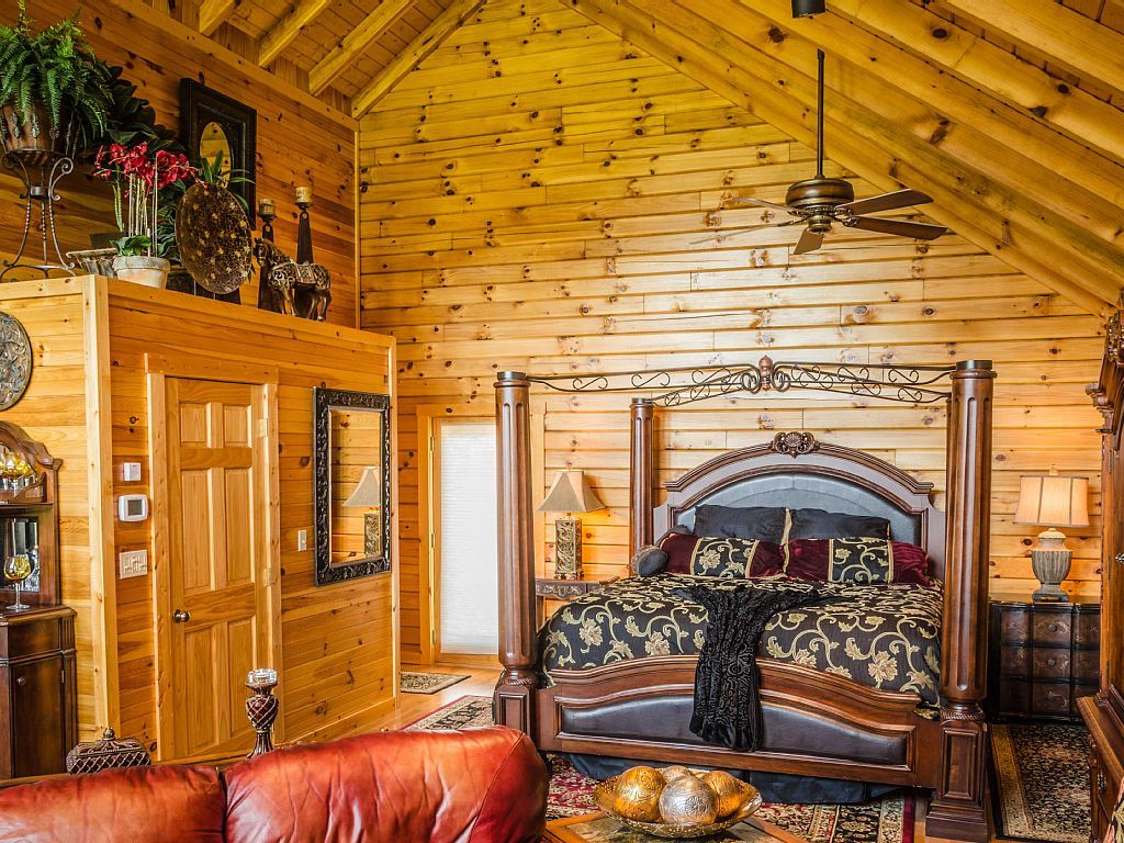 eagle cabins outdoor greenery in luxury lush view s background nest of tub cabin harman log hot eagles rooms with wv full