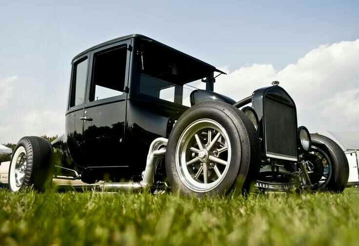 Nice old Ford rod
