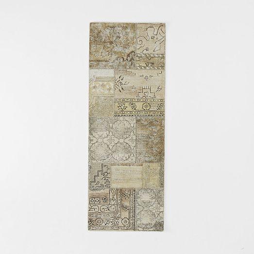 Safavieh Pl537a Persian Legend Wool Hand Tufted Rust Navy: Cadiz Wool Rug - Ivory