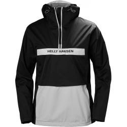 Helly Hansen Woherr Active Anorak Rain Winterjacke Black Xl