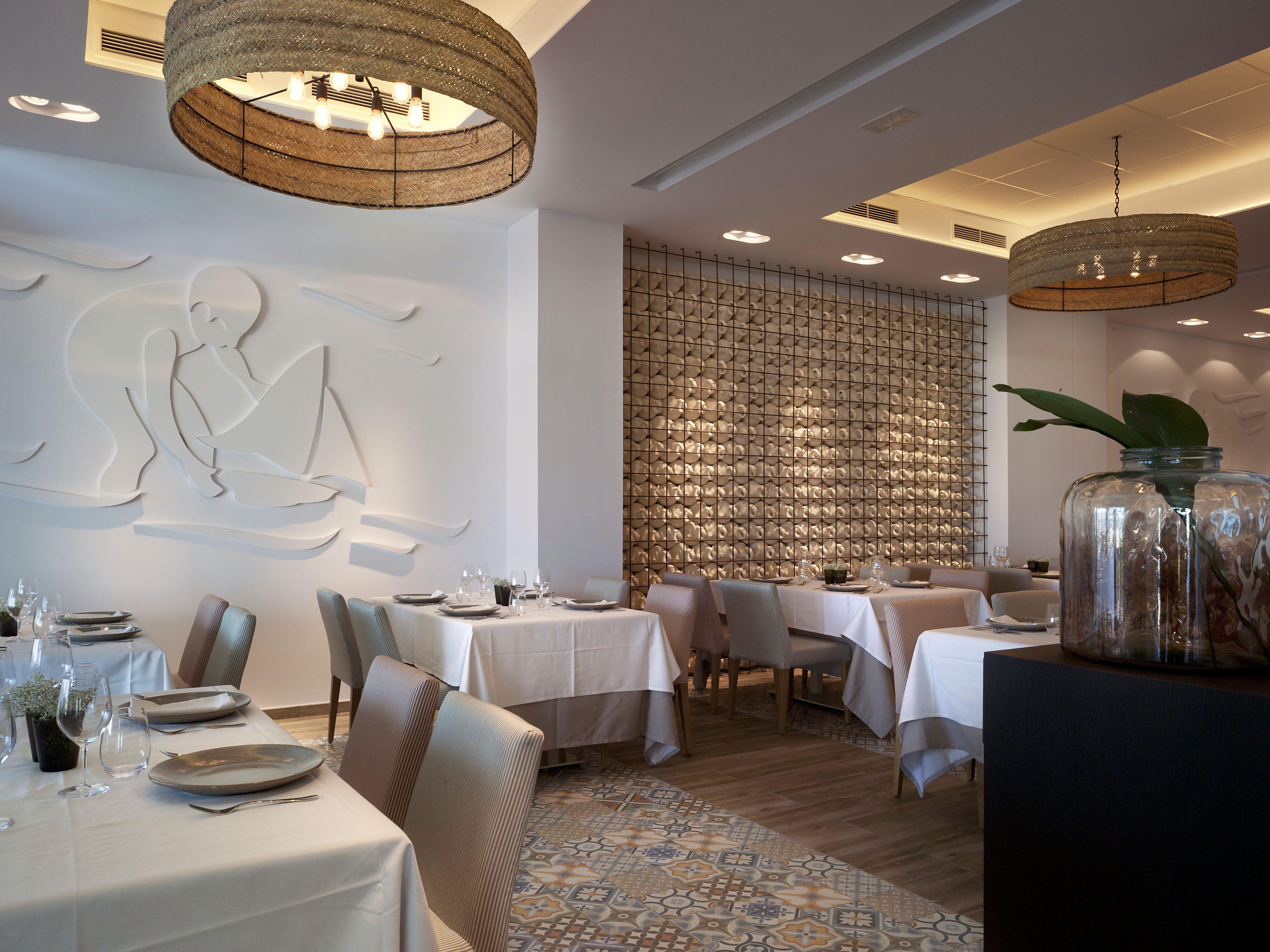 Restaurante En Valencia En La Playa Las Arenas En La Malvarrosa  # Muebles Marga Getafe